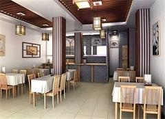 安庆快餐店装修设计多少钱 40平米快餐店装修设计技巧