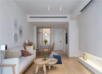 天津瑞丽园小区怎么样 107平米房子装修三室两厅效果倍哏