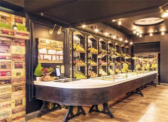 杭州水果店装修要点 杭州水果店装修风格