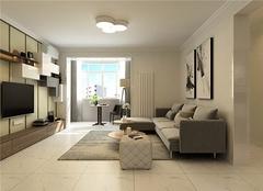 东台英伦都市房子怎么样 127平米三室两厅装修效果图