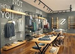男装实体店装修风格有哪些 2020温州小型男装店装修多少钱