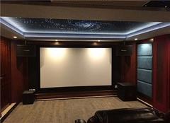 福州家庭影院装修多少钱 家庭影院装修设计注意什么