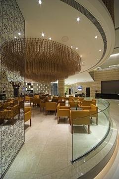 广州滨海饭店现代简约装修案例