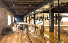 厂房改造成办公空间