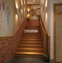 青島餐廳裝修之景福宮