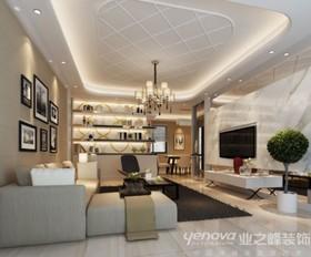 龙江小区装修设计案例