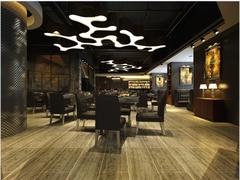 五洲国际豆捞店时尚主义设计