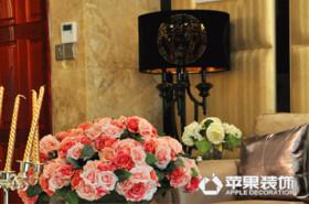 中海朝阳郡·铂宫装修设计案例