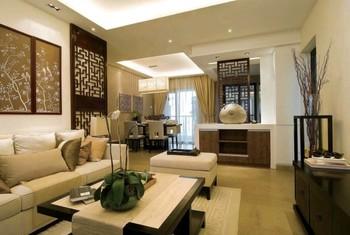 中式现代-朝阳江上院