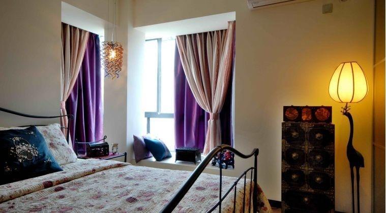 新景观公寓中式风格装修效果图