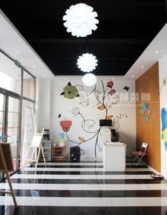 艺象标画室现代简约装修案例
