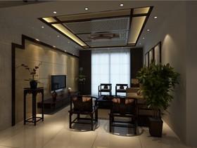 仁恒公寓装修设计案例