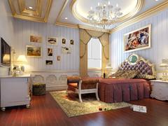 沙湾自建房何总别墅欧式风格装修案例