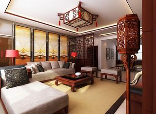 中式现代-鹏盛嘉苑