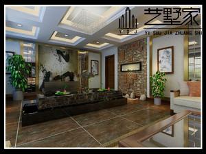 济南120㎡现代简约装修效果图