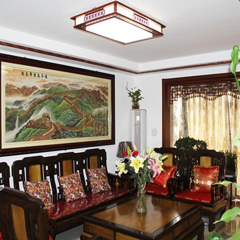 中式现代-荣盛香榭兰庭