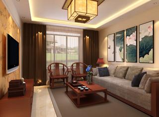 中式现代-御驾新苑