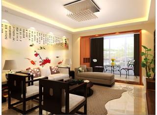 中式现代-双龙居