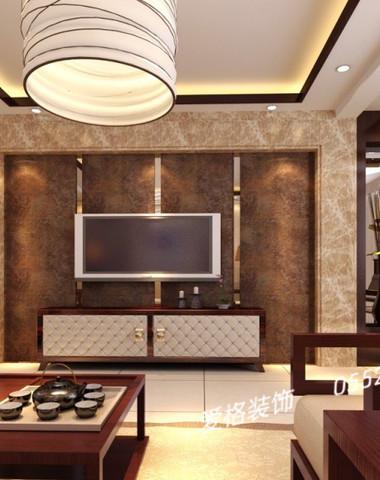 中式现代-嘉和豪庭