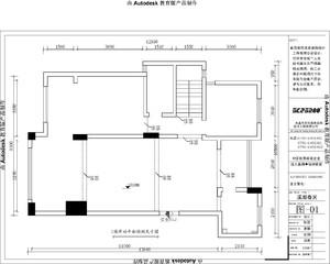 丹东230㎡欧式风格装修效果图