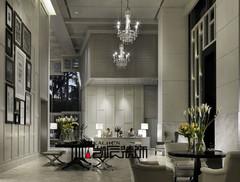 现代酒店现代简约装修案例