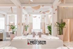 五星级餐厅现代简约装修案例