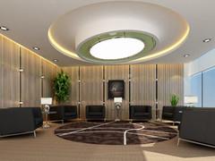 办公楼现代简约装修案例