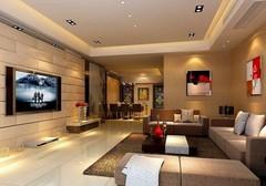 戈雅公寓现代简约装修案例