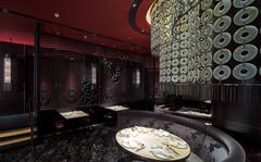 酒店古典风格装修案例