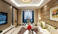 中盛豪庭欧式风格装修案例