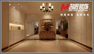 庐江260㎡美式风格装修效果图