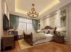 汇豪名邸欧式风格装修案例