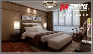 庐江170㎡中式风格装修效果图