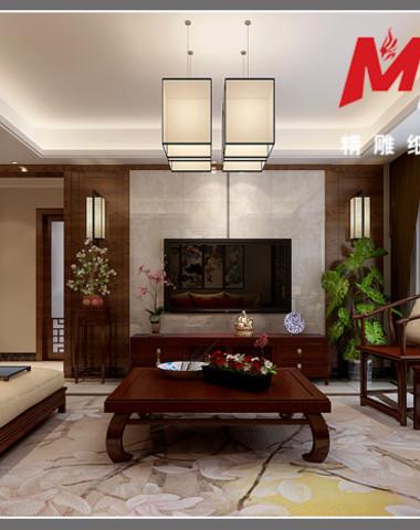 中式现代-天慧紫辰阁