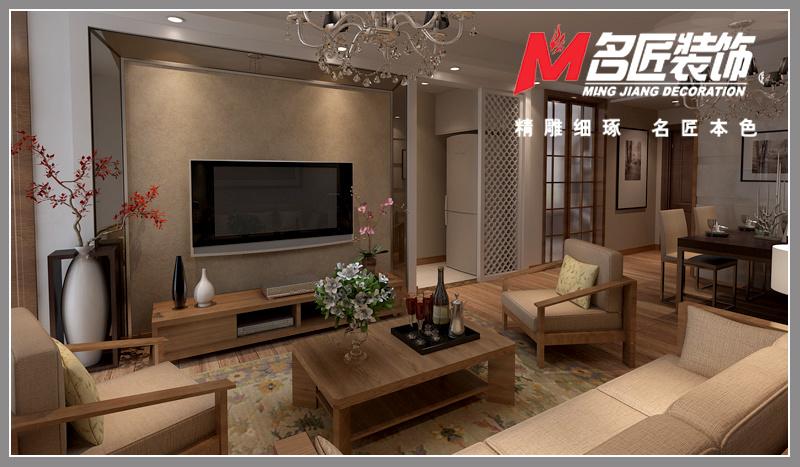 鼎元府邸中式风格装修效果图