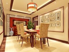 家装中式风格装修案例