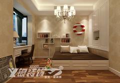 金域蓝湾古典三居室装修设计古典风格装修案例