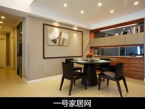 重庆60㎡现代简约装修效果图