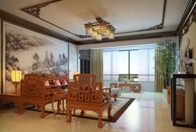 锦东花园装修设计案例