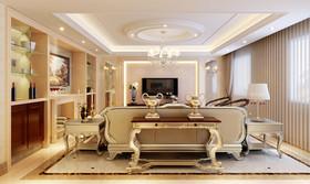 金鹗府邸装修设计案例