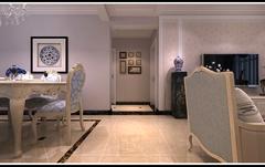 剑桥府邸欧式风格装修案例