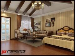 七栋洋房美式风格装修案例