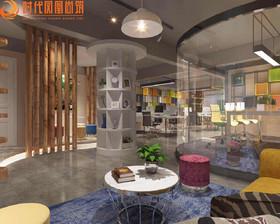 同濟西路創客空間裝修設計案例
