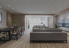米兰公寓现代简约装修案例