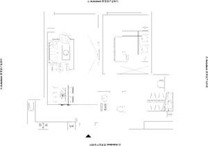 廊坊99㎡现代简约装修效果图