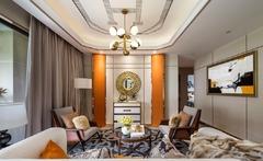世邦装饰--紫玉福邸现代简约装修案例