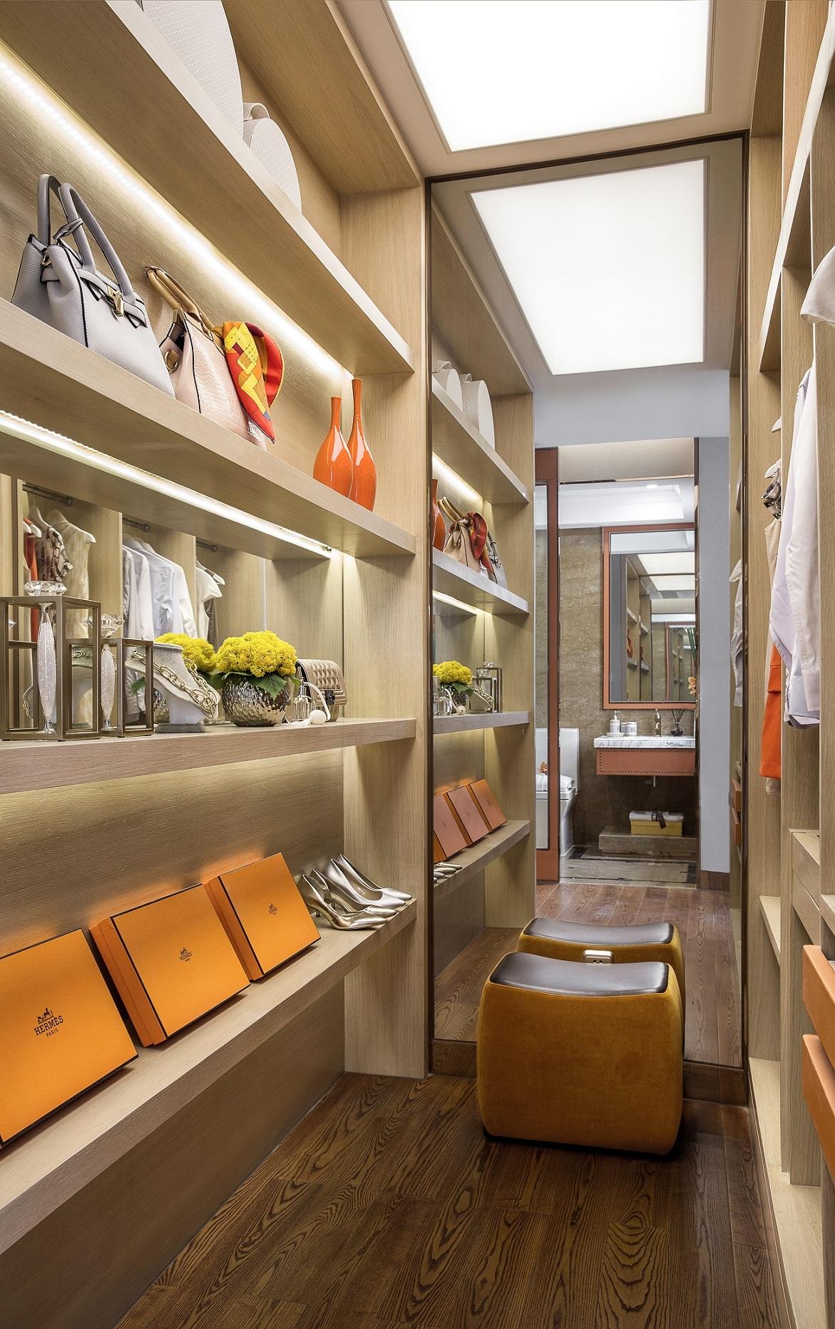 世邦装饰--紫玉福邸现代简约装修效果图