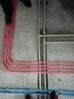 伟隆国际花园水电工程