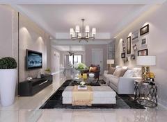丹桂公寓现代简约装修案例
