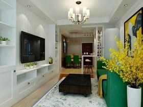 京中美居装修设计案例